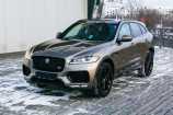 Jaguar F-Pace. ЗОЛОТИСТЫЙ