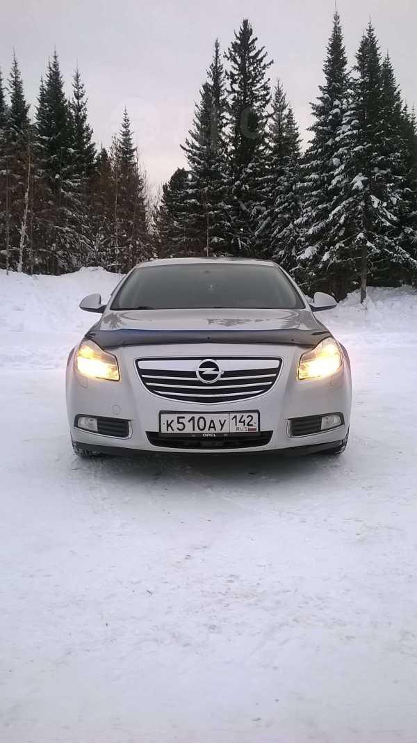 Opel Insignia, 2011 год, 650 000 руб.
