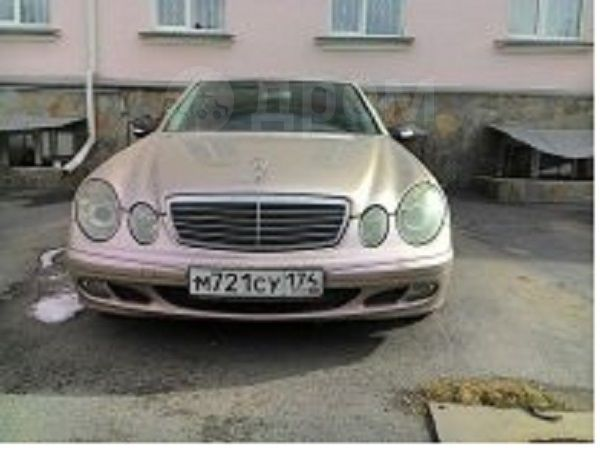 Mercedes-Benz E-Class, 2005 год, 555 000 руб.