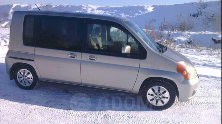 Honda Mobilio, 2003 год, 277 000 руб.