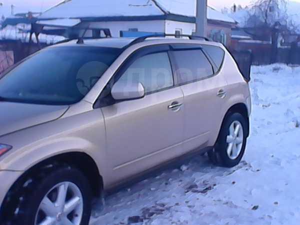 Nissan Murano, 2003 год, 365 000 руб.