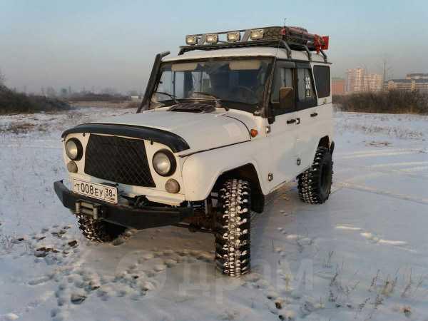 УАЗ Хантер, 2012 год, 485 000 руб.