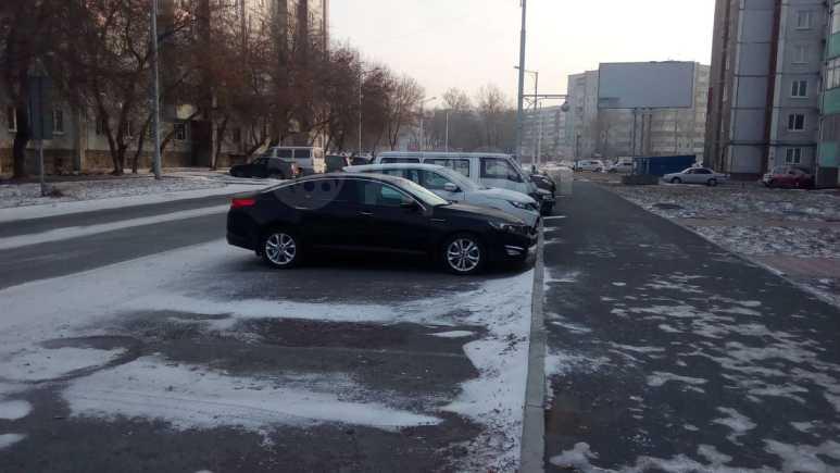 Kia Optima, 2011 год, 840 000 руб.
