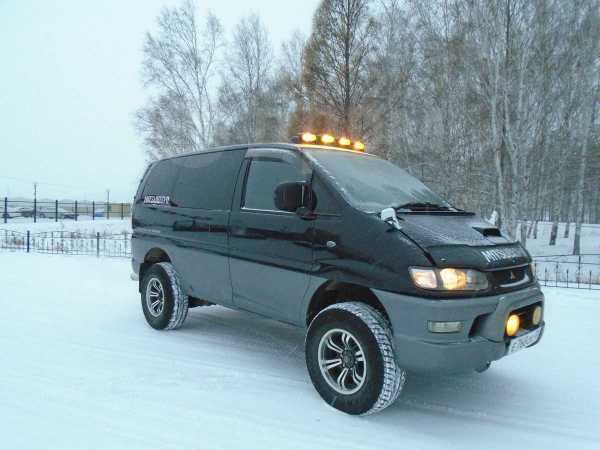 Mitsubishi Delica, 1998 год, 388 000 руб.