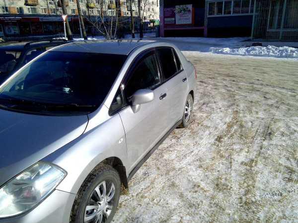 Nissan Tiida Latio, 2008 год, 340 000 руб.