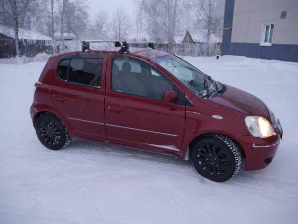 Toyota Vitz, 2003 год, 240 000 руб.
