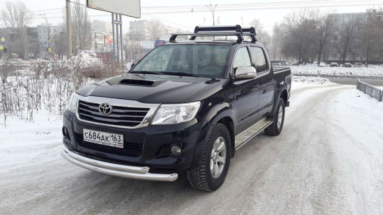 Toyota Hilux Pick Up, 2012 год, 1 455 000 руб.