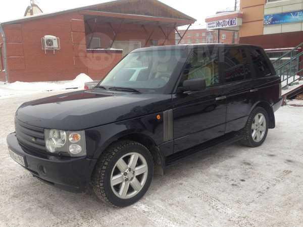 Land Rover Range Rover, 2005 год, 950 000 руб.
