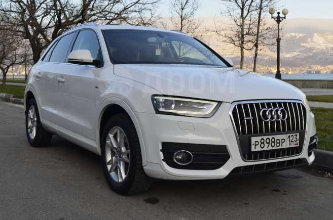 Audi Q3, 2012 год, 1 230 000 руб.
