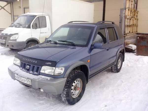 Kia Sportage, 2003 год, 239 000 руб.