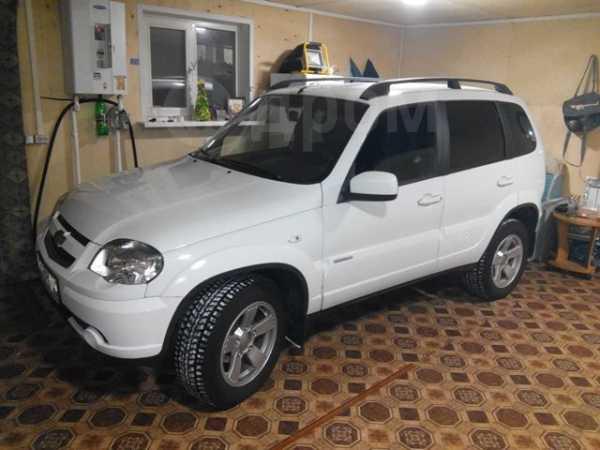 Chevrolet Niva, 2013 год, 449 000 руб.