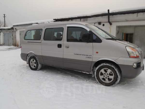 Hyundai Starex, 2006 год, 515 000 руб.