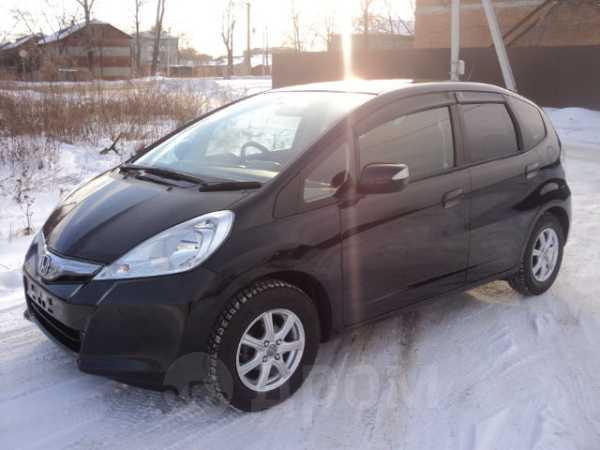 Honda Fit, 2011 год, 535 000 руб.