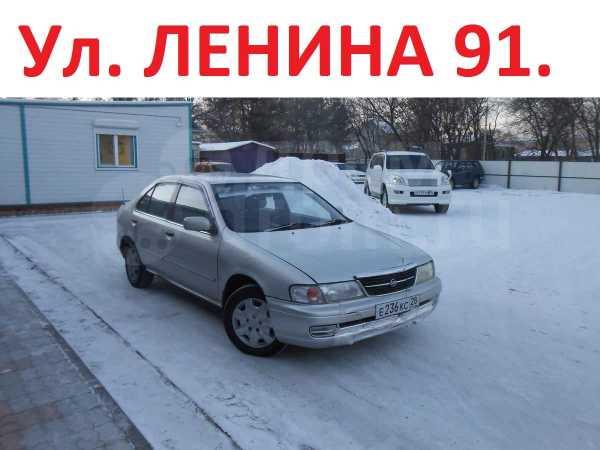 Nissan Sunny, 1994 год, 99 999 руб.