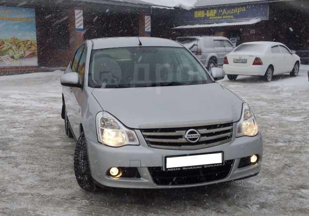 Nissan Almera, 2013 год, 449 000 руб.