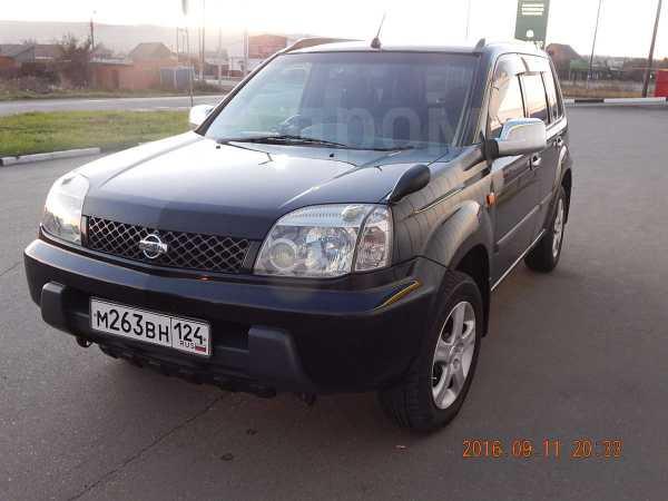 Nissan X-Trail, 2001 год, 445 000 руб.