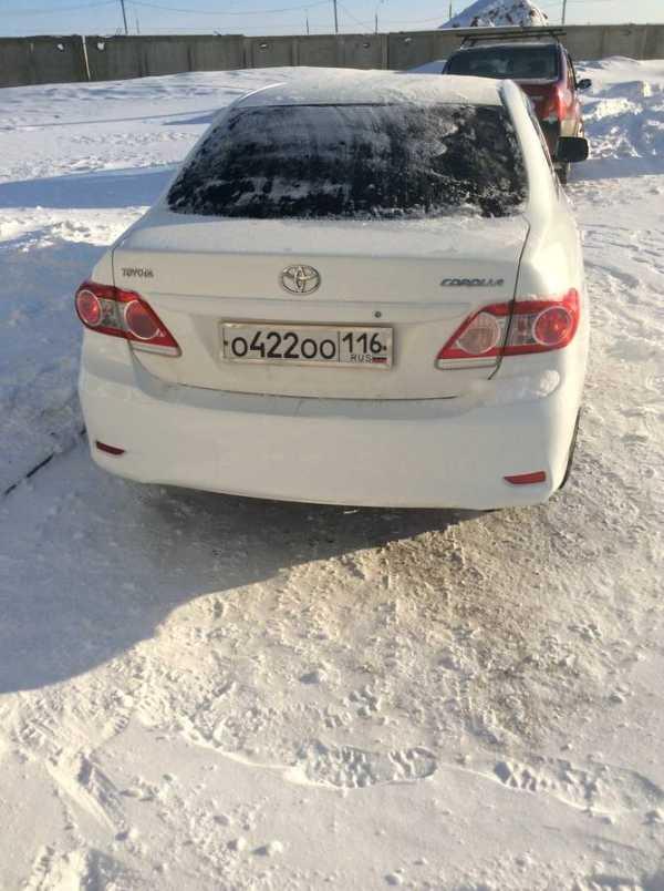 Toyota Corolla, 2011 год, 525 000 руб.