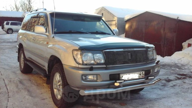 Toyota Land Cruiser, 2005 год, 1 800 000 руб.