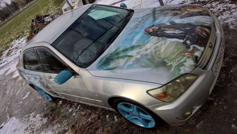 Toyota Altezza, 1999 год, 310 000 руб.