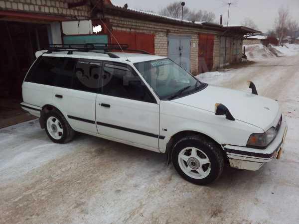 Mazda Familia, 1991 год, 90 000 руб.