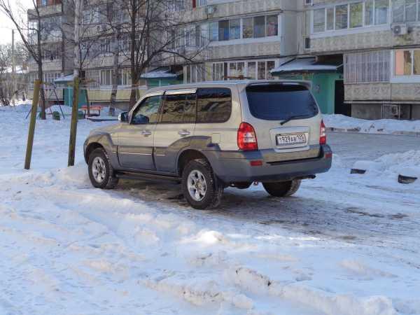 Hyundai Terracan, 2007 год, 656 000 руб.