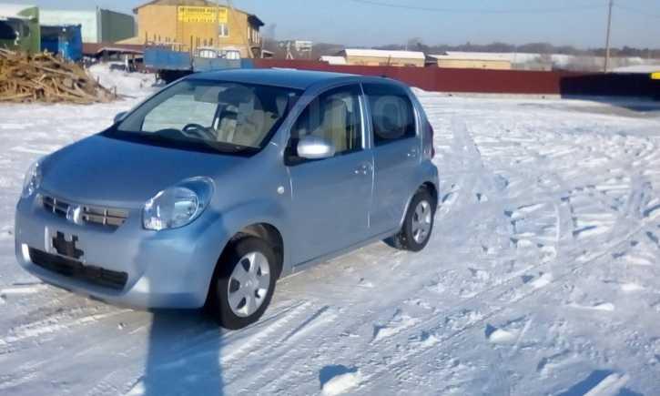 Toyota Passo, 2013 год, 370 000 руб.