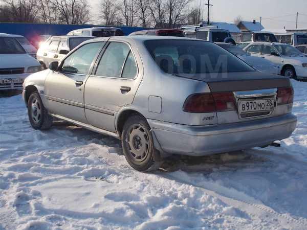 Nissan Sunny, 1998 год, 65 000 руб.