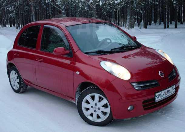 Nissan Micra, 2006 год, 270 000 руб.