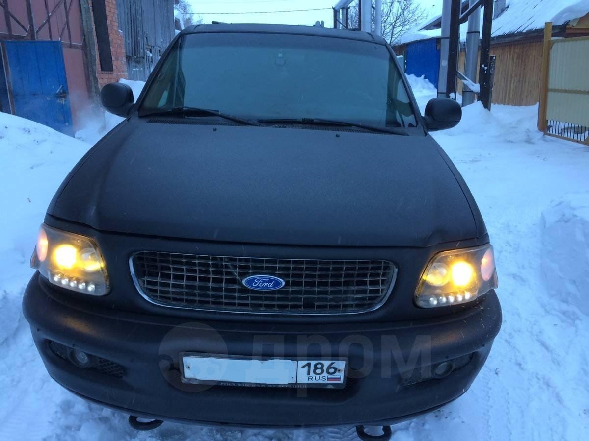 Технические характеристики Ford Expedition / Форд ...