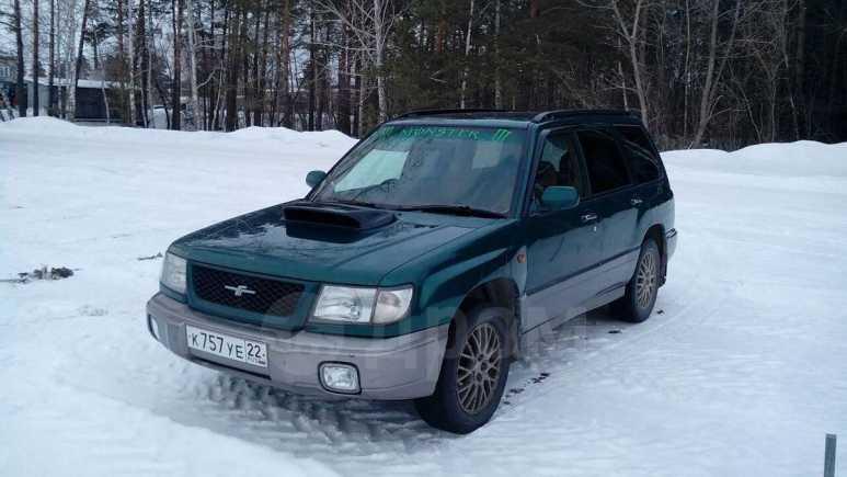 Subaru Forester, 1997 год, 285 000 руб.