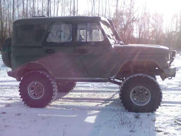 УАЗ 469, 1980 год, 500 000 руб.