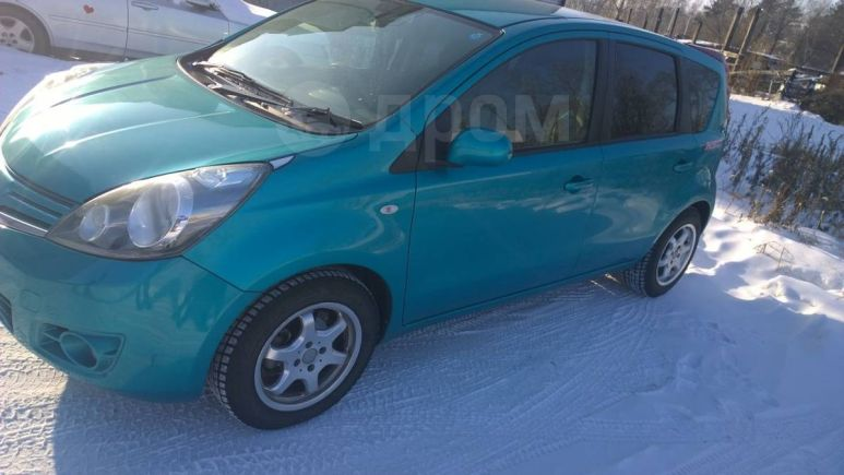 Nissan Note, 2008 год, 349 000 руб.