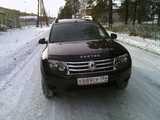 Ордынское Duster 2012