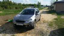 Владимир Peugeot 2008 2014