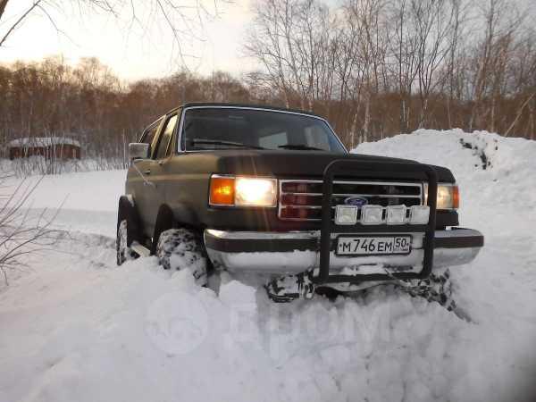 Ford Bronco, 1990 год, 1 050 000 руб.