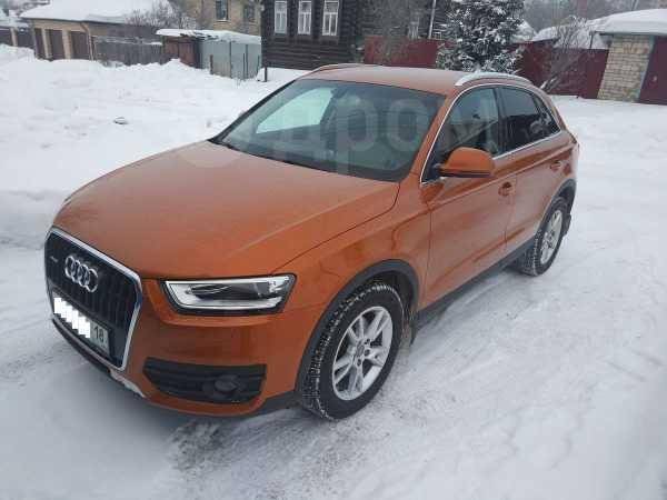 Audi Q3, 2013 год, 1 245 000 руб.