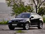 Владивосток BMW X6 2008