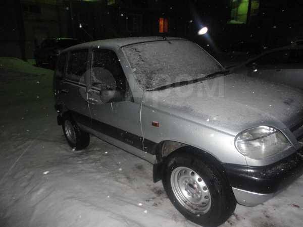 Chevrolet Niva, 2008 год, 259 999 руб.