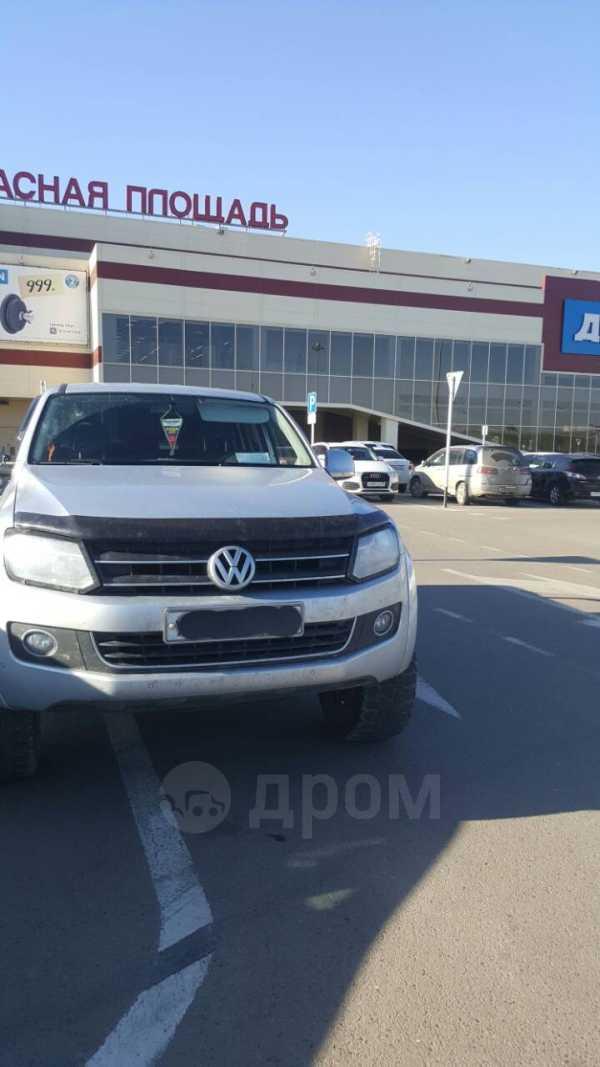 Volkswagen Amarok, 2013 год, 1 300 000 руб.