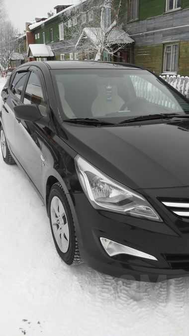 Hyundai Solaris, 2014 год, 610 000 руб.