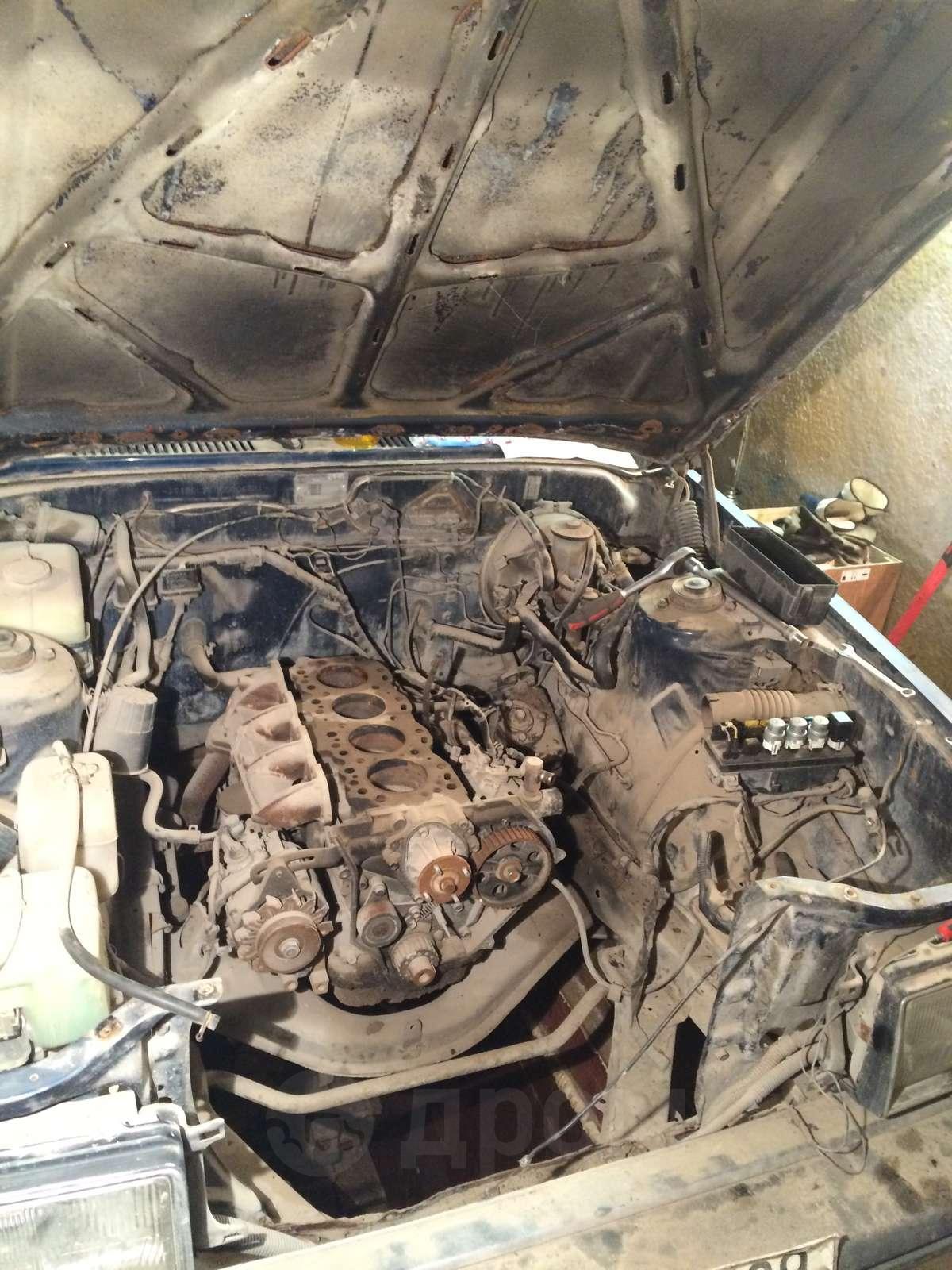 ремонт двигателя 1g toyota
