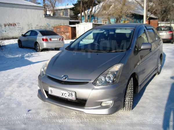 Toyota Wish, 2006 год, 548 000 руб.