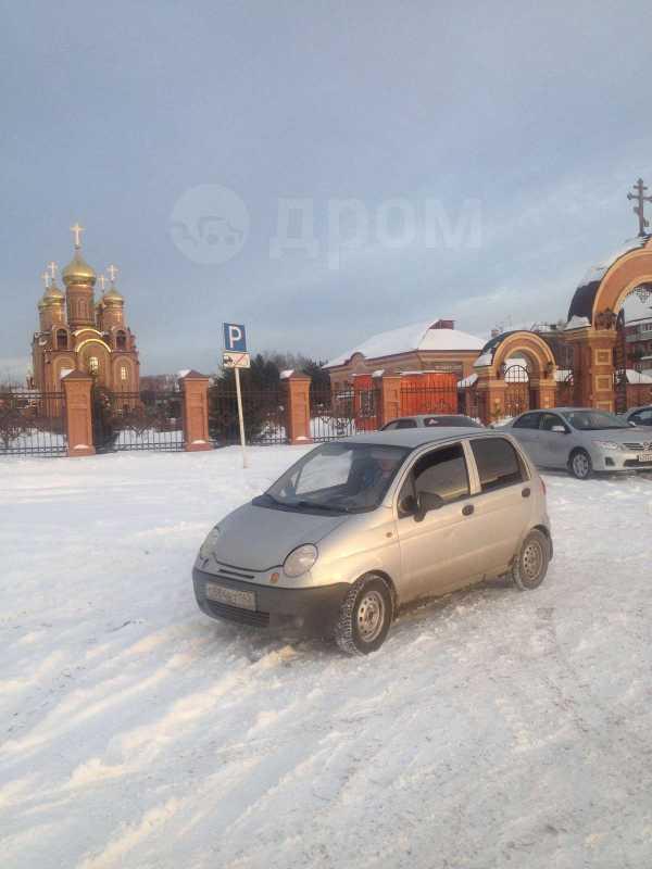 Daewoo Matiz, 2011 год, 96 123 руб.