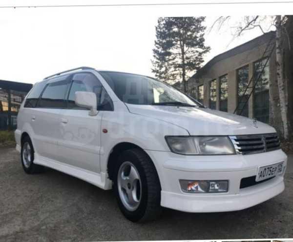 Mitsubishi Chariot Grandis, 1999 год, 215 000 руб.