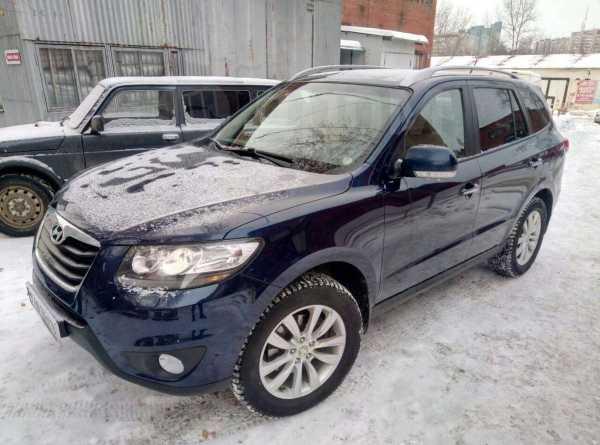 Hyundai Santa Fe, 2011 год, 985 000 руб.