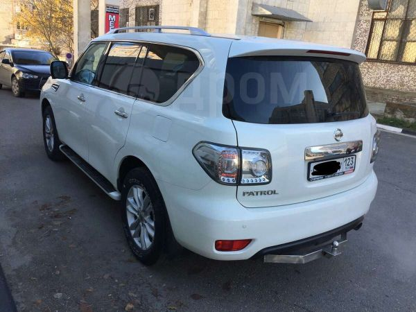 Nissan Patrol, 2012 год, 1 950 000 руб.