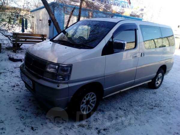 Nissan Elgrand, 1997 год, 300 000 руб.
