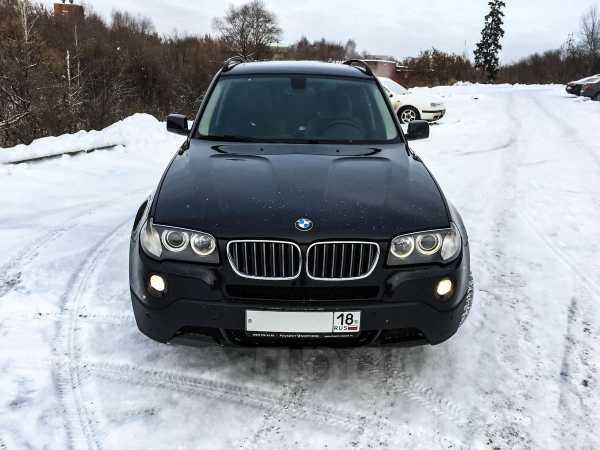 BMW X3, 2008 год, 780 000 руб.