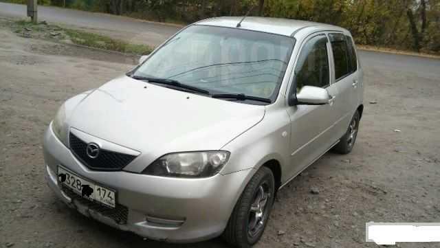 Mazda Demio, 2004 год, 180 000 руб.