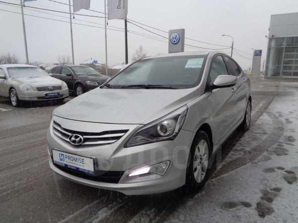 Hyundai Solaris, 2016 год, 685 000 руб.